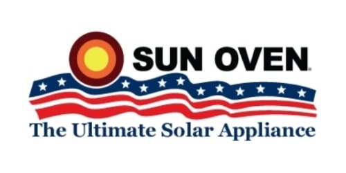 Sun Oven coupon