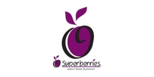 Superberries coupon