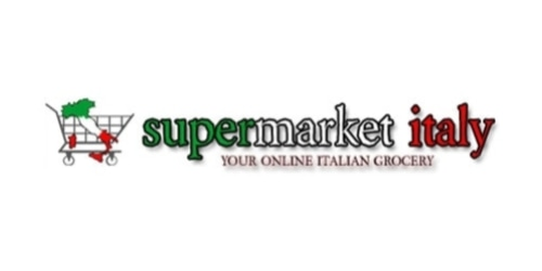 Supermarket Italy coupon