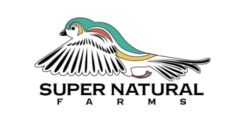 Super Natural Farms coupon