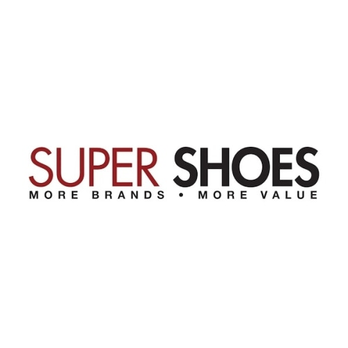 Super Shoes Promo Codes | 20% Off in
