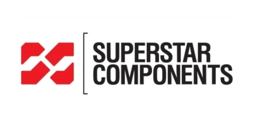 Superstar Components coupon