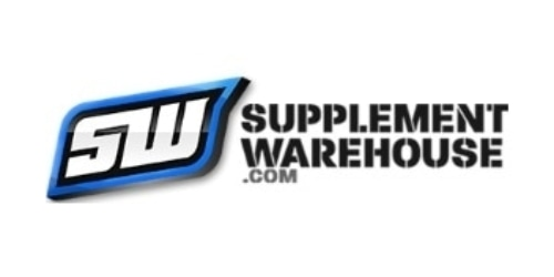 Supplement Warehouse coupon