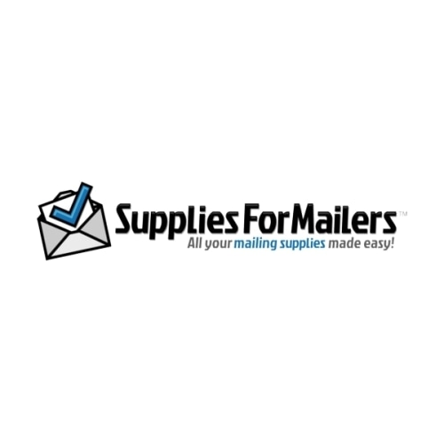 Supplies For Mailers