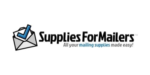 Supplies For Mailers coupon
