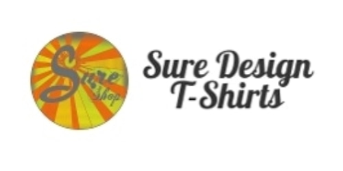 Sure Design T-shirts coupon