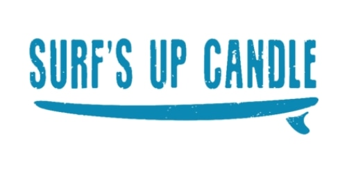 Surf's Up Candle coupon