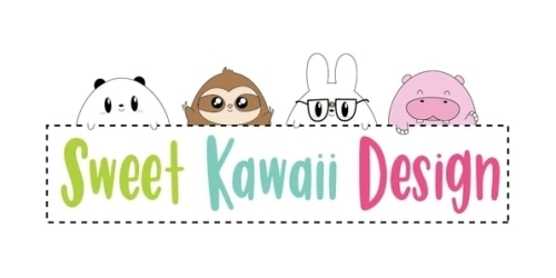 Sweet Kawaii Design coupon