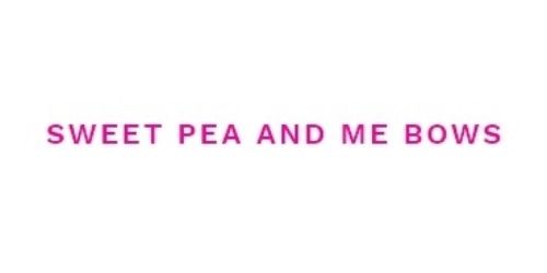 Sweet Pea and Me Bows coupon