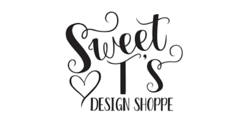 Sweet Ts Design coupon