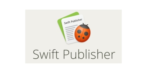 Swift Publisher coupon