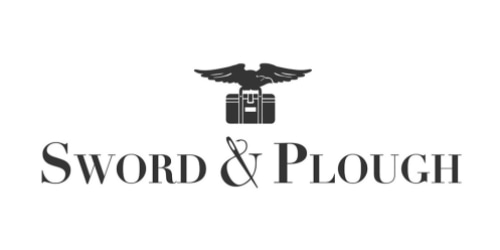 Sword & Plough coupon