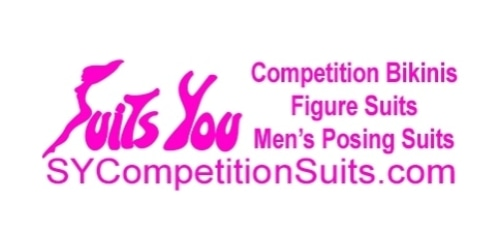 Suits You Competition Suits coupon