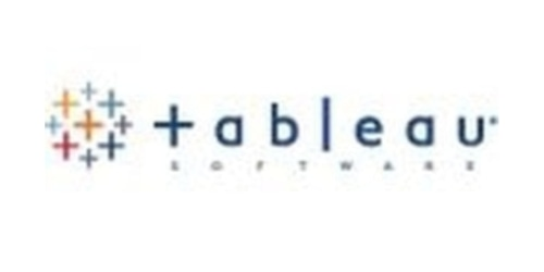 Tableau Software coupon