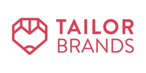 Tailor Brands coupon