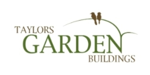 Taylors Garden Buildings coupon