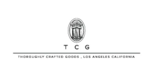 TCG Footwear  coupon