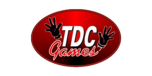 TDC Games coupon