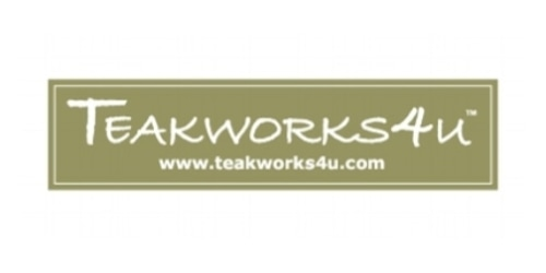 Teakworks4u coupon