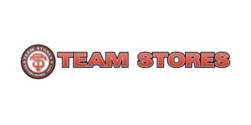Team Store coupon