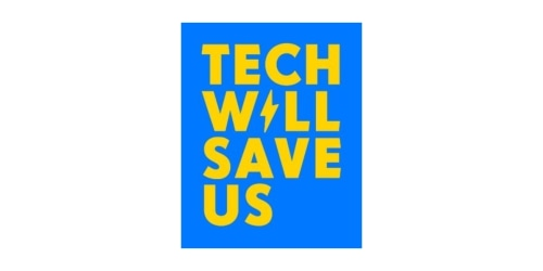 Tech Will Save Us coupon