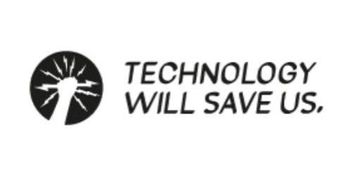 Technology Will Save Us coupon