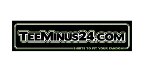 TeeMinus24.com coupon