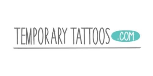 Temporary Tattoos coupon