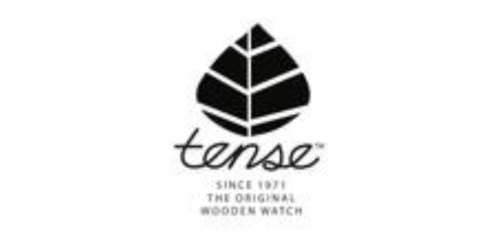 Tense Wooden Watches coupon