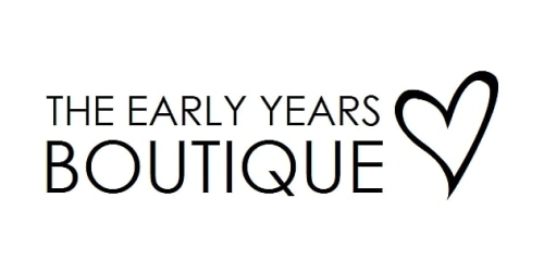 Early Years Boutique coupon
