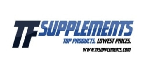 TFSupplements coupon