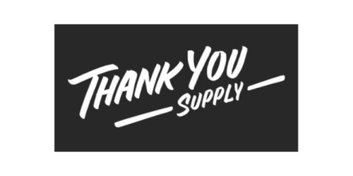 Thank You Supply coupon