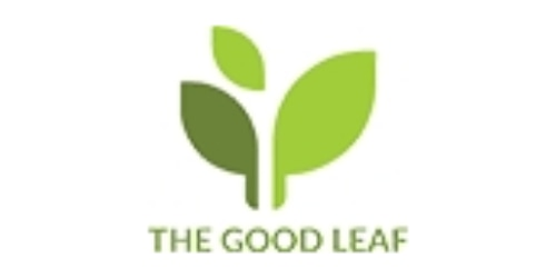 The Good Leaf coupon
