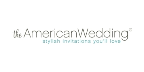 The American Wedding coupon