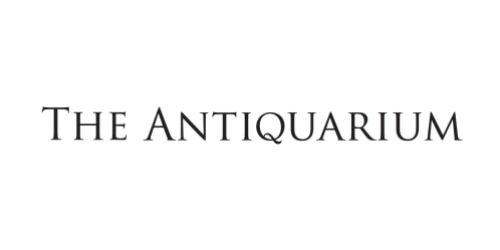 The Antiquarium coupon