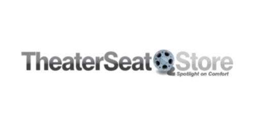 Theater Seat Store coupon
