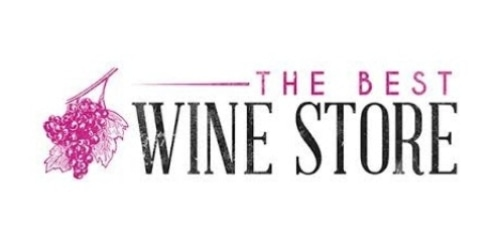 The Best Wine Store coupon