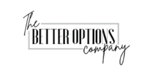 The Better Options Company coupon