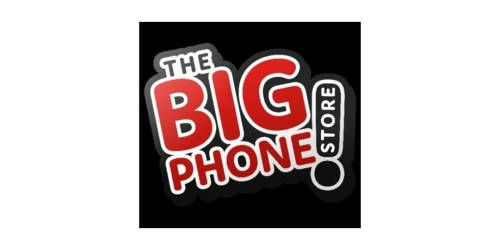The Big Phone Store coupon