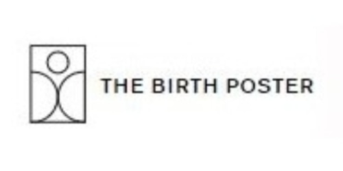 The Birth Poster coupon