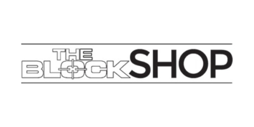 The Block Shop coupon