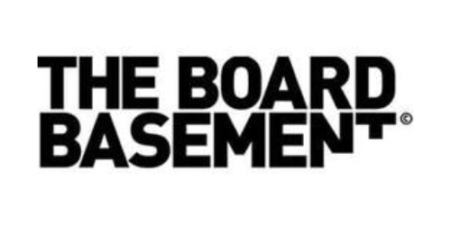 The Board Basement coupon