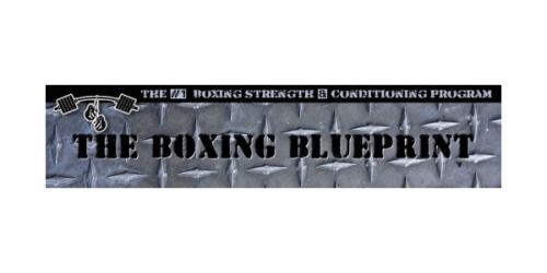 The Boxing Blue Print coupon