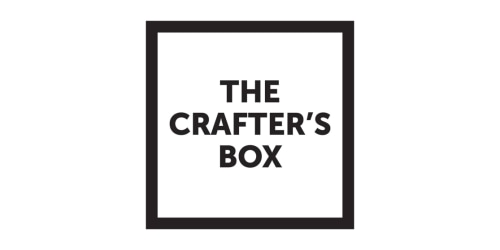 The Crafter's Box coupon