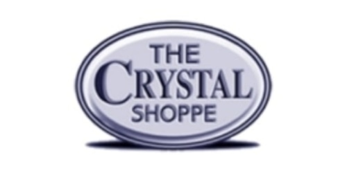 The Crystal Shoppe coupon