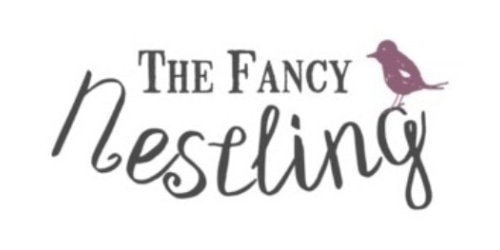 The Fancy Nestling coupon
