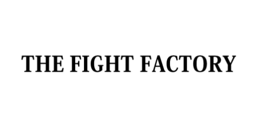 The Fight Factory coupon