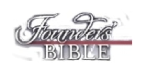 The Founders' Bible coupon
