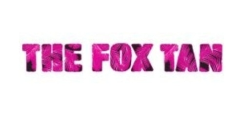 The Fox Tan coupon