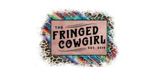 The Fringed Cowgirl coupon